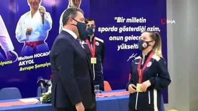 """olimpiyat oyunlari -  Serap Özçelik Arapoğlu: """"Umarım olimpiyatlarda ülkemi en iyi şekilde temsil ederim"""""""