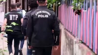 bonzai -  Trabzon Emniyeti'nden uyuşturucu satıcılarına Piyon Operasyonu