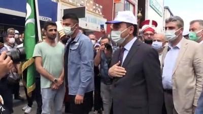 YOZGAT - DEVA Partisi Genel Başkanı Babacan, Türkiye'nin tek umudu oldukları bilinciyle çalıştıklarını söyledi