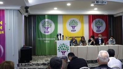 ANKARA - HDP Parti Meclisi toplandı