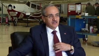 ambulans helikopter - ANKARA - Tesis Güvenlik Belgesi alan THK Teknik AŞ, uçak ve helikopter bakımlarını Türkiye'de yapacak