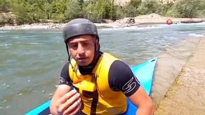 kano -  Artvin'de kano yarışları düzenlendi Videosu