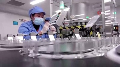 yan etki -  - Çin'de Sinovac aşısının 3-17 yaş aralığında kullanımına onay Videosu