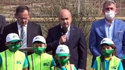 av yasagi -  Cumhurbaşkanı Erdoğan, Samsun Kuş Cenneti tanıtımına canlı bağlandı
