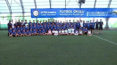diyetisyen - DİYARBAKIR - Inter Akademi Türkiye ile Diyarbakırlı çocukları futbolda hayallerine ulaşacak