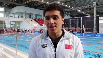 olimpiyat - EDİRNE - Harvardlı milli yüzücü Ümitcan Güreş, çocukluk hayali olan olimpiyatlarda yarışacak