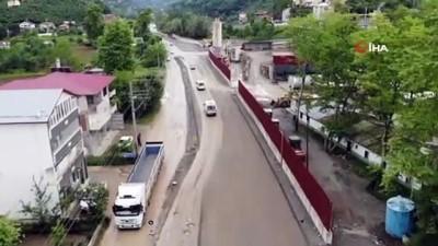 20 dakika -  Giresun'u İç Anadolu'ya bağlayacak Dereli Yolu'nda sona gelindi