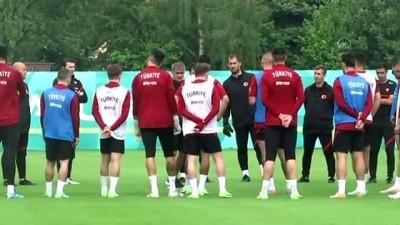 20 dakika - HARSEWINKEL - A Milli Futbol Takımı, Almanya'daki hazırlıklarını sürdürüyor