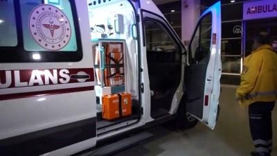 kadin hasta - KIRIKKALE - Bacağına kene yapışan kadın hastaneye kaldırıldı