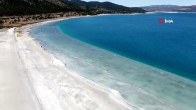 biyoloji -  Salda Gölü suyu analiz sonuçları açıklandı