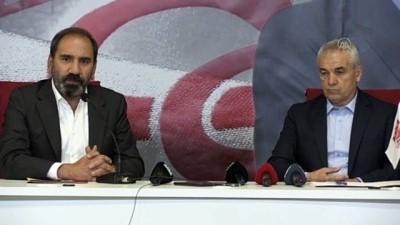 teknik direktor - SİVAS - Sivasspor, teknik direktör Rıza Çalımbay ile 1 yıllık sözleşme imzaladı