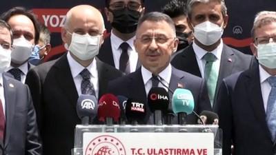 YOZGAT - Oktay: 'Türkiye hız kesmeden, yüksek hızla yoluna devam ediyor'