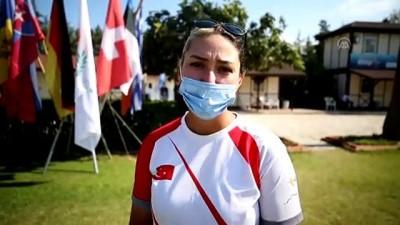olimpiyat - ANTALYA - Milli okçu Yasemin Ecem Anagöz, altın madalya için olimpiyatlara gidecek