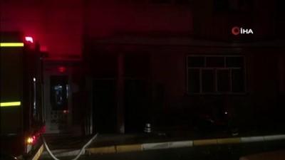 benzin -  Bacayı temizlemek için benzin döktü, üst kat komşusunun evini yaktı
