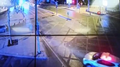 arac plakasi -  İstanbul'da nefes kesen kovalamaca kamerada: Polis suç makinesini böyle yakaladı
