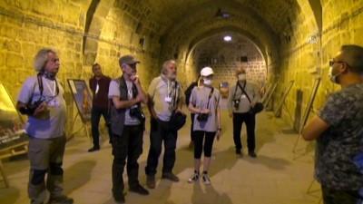 KAHRAMANMARAŞ - UNESCO adayı Eshab-ı Kehf, fotoğrafçıları konuk etti