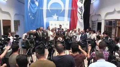 siyasi partiler - KERKÜK - Türkmen ve Araplardan Seçim Dairesi atamalarına tepki