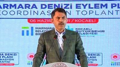 biyoloji - KOCAELİ - Kurum: '(Marmara Denizi Koruma Eylem Planı) Marmara Denizi'nin tamamını koruma alanı olarak belirleme çalışmaları başlatacağız'