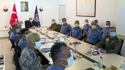 rekor - MUĞLA - Milli Savunma Bakanı Akar, terörle mücadele bilançosunu açıkladı