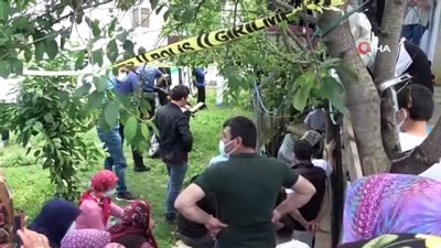 gozyasi -  Önce eşini sonra kendini vuran çiftin cesetleri otopsi için morga kaldırıldı