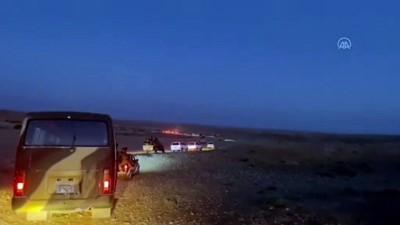 italyan - SÜLEYMANİYE - Irak Ordusu ve Peşmerge güçleri, DEAŞ'e yönelik operasyon başlattı (1)