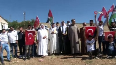 catisma -  Suriyeli Abraz aşireti, ata yadigarı kılıcı Cumhurbaşkanı Erdoğan'a hediye etmek istiyor
