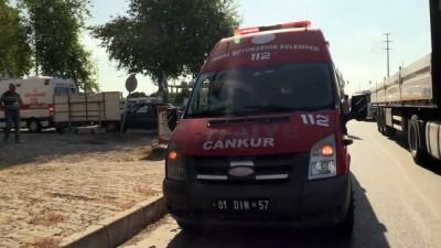 gozyasi - ADANA - Kaybolan 17 yaşındaki gencin cesedi sulama kanalında bulundu