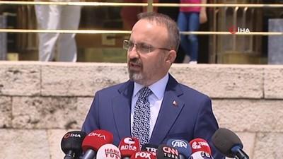AK Parti Grup Başkanvekili Turan: 'Birkaç ay önce erken seçimin faydası yok diyen Kılıçdaroğlu, bir anda ne oldu da seçim ister hale geldi'