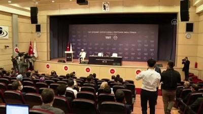 cizgi film - ANKARA - 'TRT Diyanet Çocuk Kanalı' kurulması için protokol imzalandı