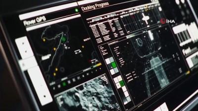 uzay istasyonu -  - Avrupa Uzay Ajansı, Ay'daki ilk kolonilerin nasıl görüneceğini paylaştı