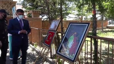 Erciş'te el sanatları sergisi açıldı