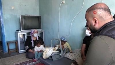 mobilya -  Gençlerden alkışlanacak hareket...3 çocuk annesine ev sürprizi