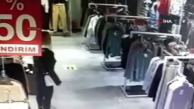 goreme -  İş vaadiyle kandırdığı adamı soyup soğana çevirdi...Hırsızlık anları kamerada