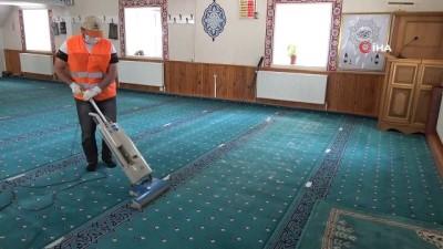 hassasiyet -  357 cami tek tek temizleniyor