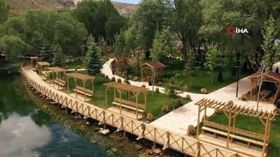 hassasiyet -  Anadolu'nun nazar boncuğu yenilenen görüntüsüyle ziyaretçilerini bekliyor