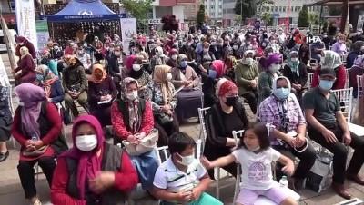 kadin girisimci -  Belediye, köylü pazarındaki kadınların ürünlerini satın aldı
