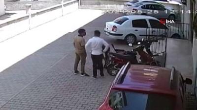 elektrikli bisiklet -  Güpegündüz elektrikli bisiklet hırsızlığı pes dedirtti