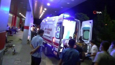 mermi -  Yorgun mermi devriye gezen komiseri yaraladı