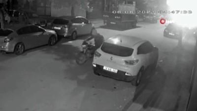 tahkikat -  Çaldıkları motosikleti düz kontakla çalıştıramayınca kaçtılar