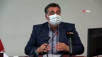 kapali alan -  Düğün salonu işletmecileri maske ve mesafe konusunda uyarıldı