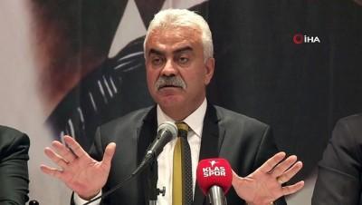 """beraberlik - MKE Ankaragücü Başkan Adayı Akyüz: """"Yapılanların laf ile değil, gerçek icraatla olması için adayım"""""""