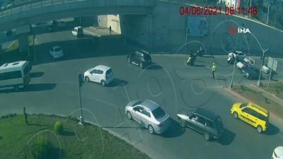 hassasiyet -  Polisin yaya yolu hassasiyeti