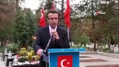 teror saldirisi -  Şehit Aybüke Öğretmen mezarı başında anıldı Videosu