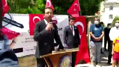 teroristler -  Şehit Aybüke öğretmen şehadetinin 4. yıl dönümünde anıldı