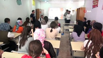emniyet mudurlugu -  Silopi'de köy kadınlarına 'Kadına Yönelik Şiddetle Mücadele' semineri
