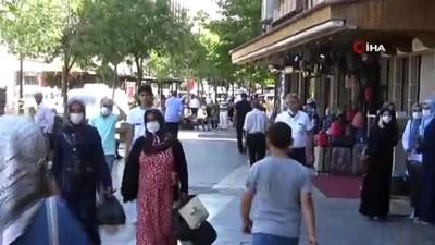 Diyarbakır'da termometre 45 dereceyi gösterdi, uzmanlar uyardı