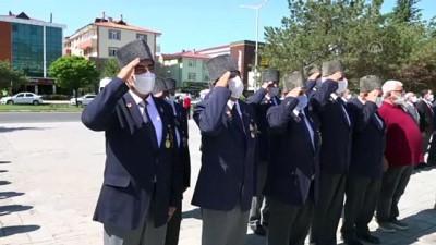 istiklal - ERZİNCAN - Atatürk'ün Erzincan'a gelişinin 102. yıl dönümü törenle kutlandı Videosu