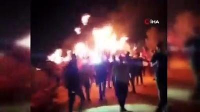 goz yasartici gaz -  - İsrail'in yerleşimci politikalarını protesto eden Filistinlilere müdahale: 61 yaralı