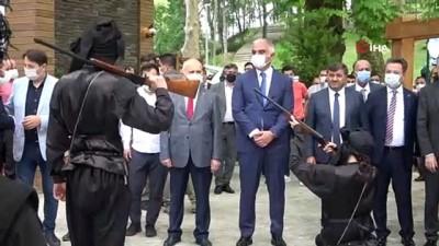 kutlay -  - Kültür ve Turizm Bakanı Ersoy Giresun'da gezi ve incelemelerde bulundu