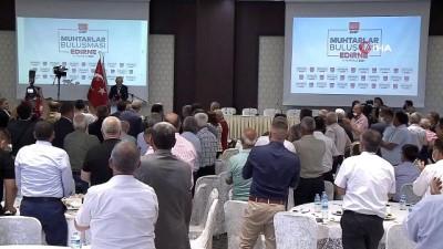 kanun teklifi -  CHP Genel Başkanı Kılıçdaroğlu, muhtarlarla bir araya geldi